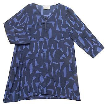 Soft B Tunic 383 336 Blue