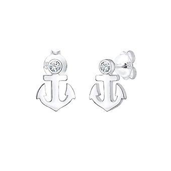 Elli Earrings for Stainless Silver Women's Pin 925 303810618