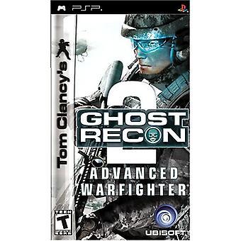 Tom Clancys Ghost Recon Advnc Warfighter 2 spel-nytt