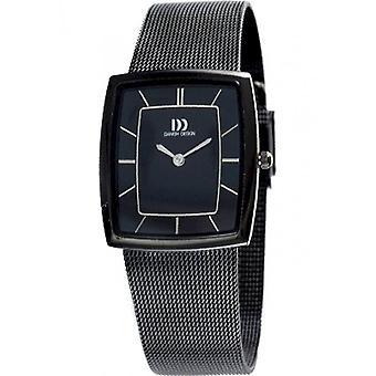 דנית עיצוב-שעון יד-גברים-IQ64Q761 נירוסטה.