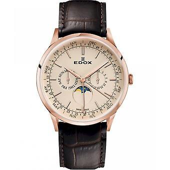 Edox Men's Watch 40101 37RC BEIR