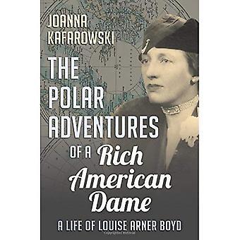 Les aventures polaires d'une Dame américaine riche