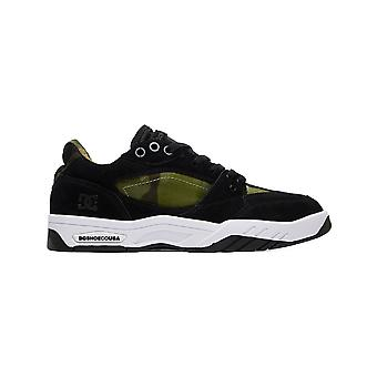 DC Maswell SE Trainers in Black/Camo Print