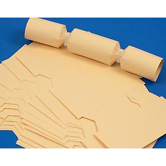 SALE - 12 Small Cream Make & Fill Your Own DIY Recyclable Cracker Boards