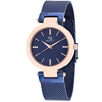 Roberto Bianci Femmes apos;s Cristallo Blue Dial Watch - RB0406