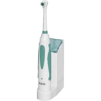 AEG EZ5623 Electric toothbrush Rotating/vibrating White, Green
