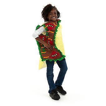Taco Children's Costume, 7-9