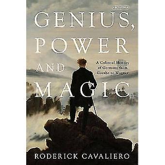 Genius Power en magie van Roderick Cavaliero