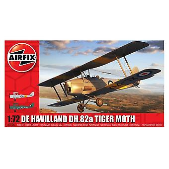 De Havilland Tiger Moth DH.82a Plastic Model Airplane Kit