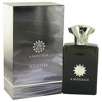 Amouage Memoir By Amouage Eau De Parfum Spray 3.4 Oz (men) V728-515260