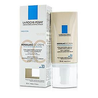 La Roche Posay Rosaliac Cc Cream Spf 30 - Daily Unifying Complete Correction Cream - 50ml/1.69oz