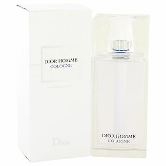 Dior homme cologne spray by christian dior   447415 125 ml