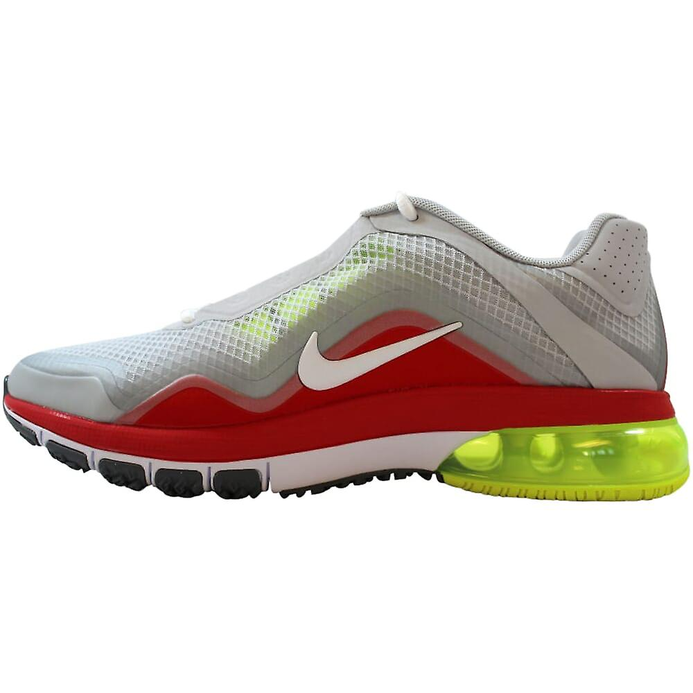 Nike Air Max Tr 180 Pure Platinum/blanc-hyper Red-volt 537803-016 Men\'s