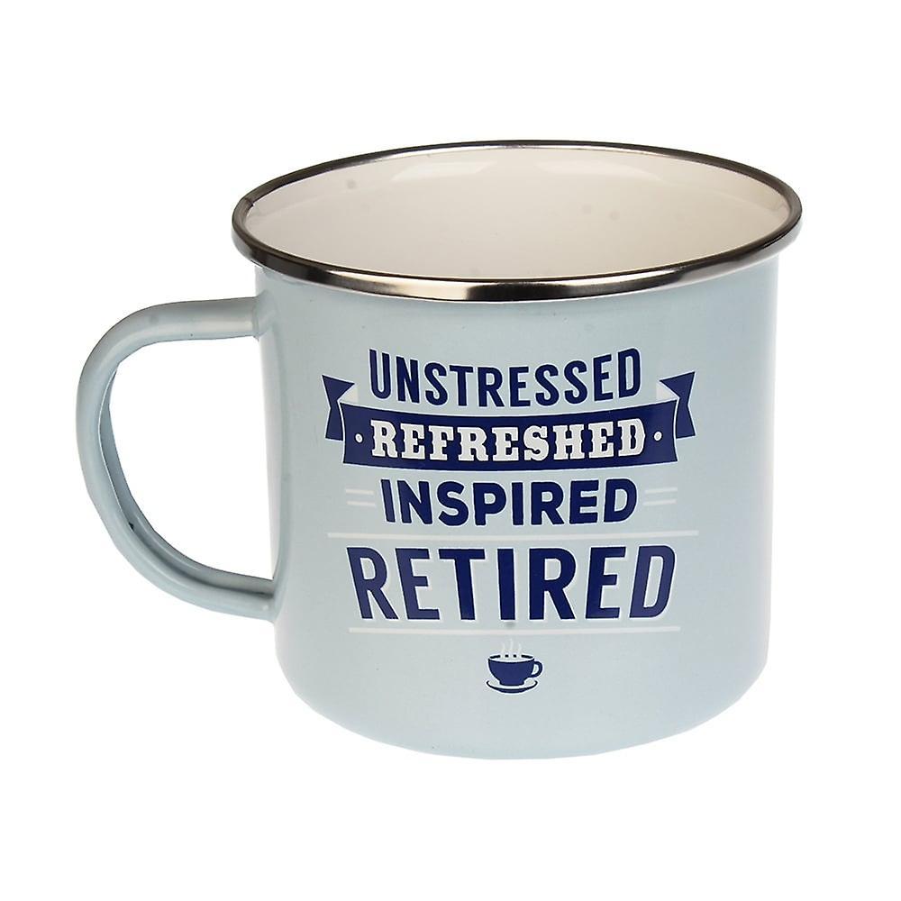 History & Heraldry Retired Tin Mug 14