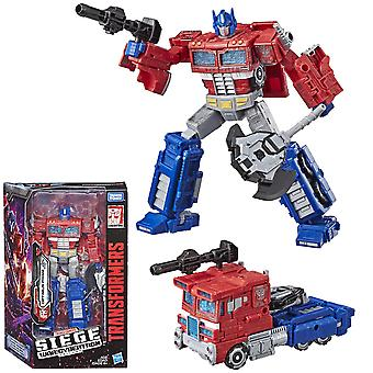 Transformers Generations War for Cybertron Voyager WFC-S11 Optimus Prime Figure
