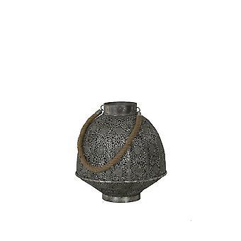 Licht en levende orkaan 31x31,5cm - Gyrsi Antiek Zilver