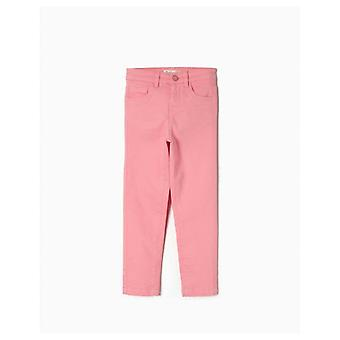 Zippy Rose Twill Pants