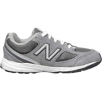 Dzieci Nowy Balans Dziewczyny 888v2 Płótno Low Top Lace Up Running Sneaker