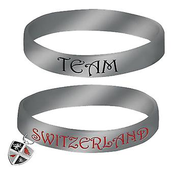 Twilight Saga Eclipse Jewellery Rubber Bracelets TS Shield