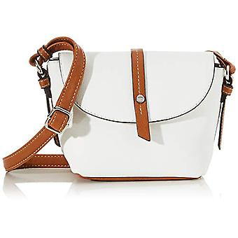 Tom Tailor Acc Novara - Women White Shoulder Bags (Wei) 21x14.5x9.5 cm (W x H L)