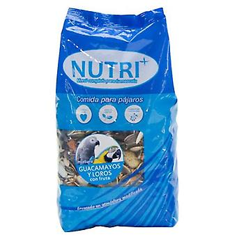 NutriPlus Nutriplus seos Macaw ja papukaija C hedelmät 1Lt. (lintujen, lintujen ruokaa)