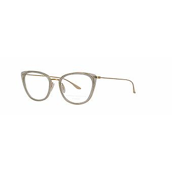 Barton Perreira Endora BP5026 0BV Aspen-Gold Glasses