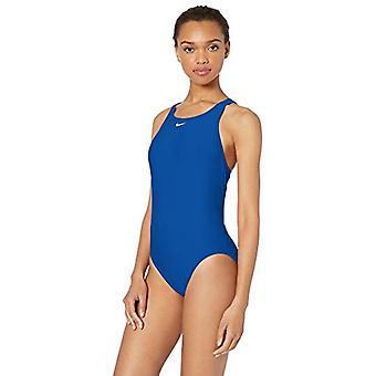 Nike Schwimmen Frauen's Fast Back Ein Stück Badeanzug, Spiel Royal, 36