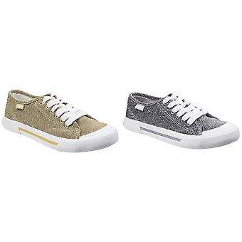 Rocket Dog Womens/dames Jumpin Disco Lace Up Trainers