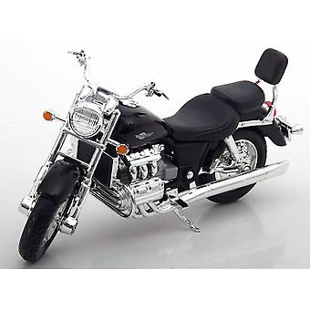 Welly Model  Honda F6C Motorbike Black  1:18