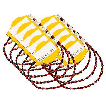 10-Pck CMOS-Batterie für HP NC6000 NX6110 NC6220 NC6120 ARMADA E500 152605-003