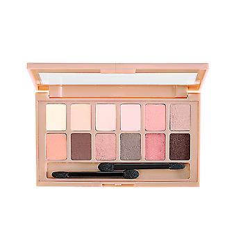 Maybelline The Blushed Nudes Paleta cieni do powiek #01 9,6 gr dla kobiet