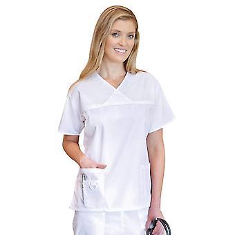 Kobiet Missy dopasowanie Multi Pocket Medical Scrubs