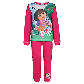 Dora The Explorer Official Gift Baby Toddler Girls Pyjamas