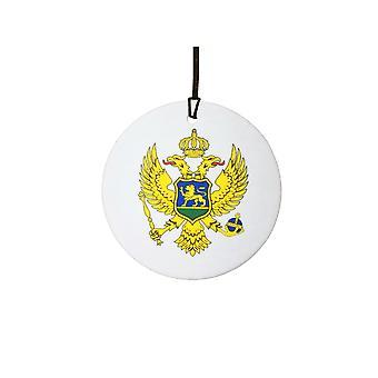 Montenegro Coat Of Arms Car Air Freshener