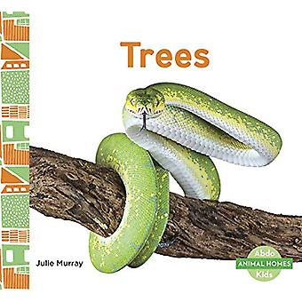Animal Homes - Trees by Julie Murray - 9781644941225 Book