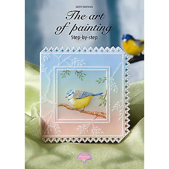 Pergamano Book - The Art Of Painting (96901)