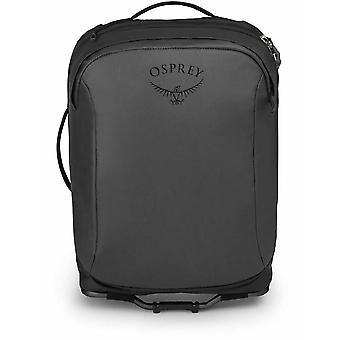 Osprey Rolling Transporter Global Carry-On 33 Luggage - Black
