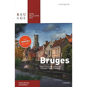 Bruges Guida Della Citta 2019 by Sophie Allegaert - 9789401457064 Book