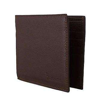 Portefeuille Brown Leather Bifold -- VAS1780464