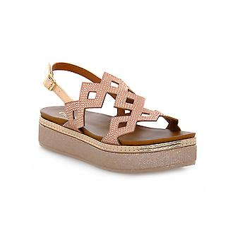 Cafe ' noir 333 frite with rhinestone sandals