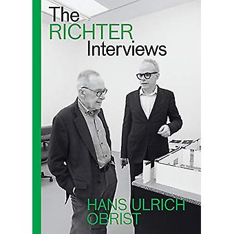 The Richter Interviews by Hans-Ulrich Obrist - 9781912122240 Book