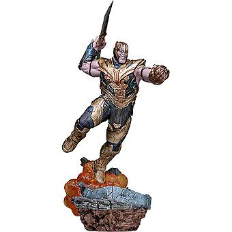 Avengers 4 Endgame Thanos 1:10 Scale Statue