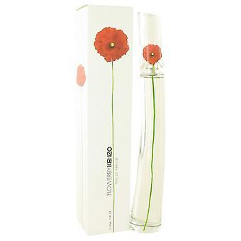Kenzo Flower Eau De Parfum Spray von Kenzo 3.4 oz Eau De Parfum Spray