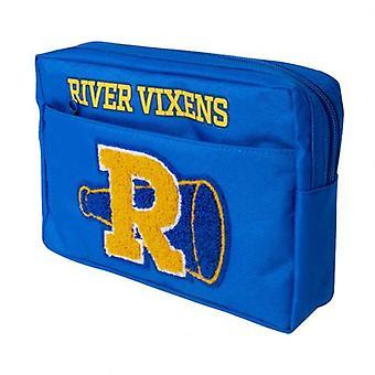 Riverdale Multi Pocket Pencil Case River Vixens