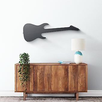 Metal Wall Art - gitara