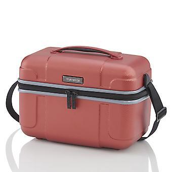 travelite Vector Beautycase 36 cm, 20  L, Rot