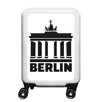 meinTrolley Berlin S, 4 rolls, 55 cm, 32 L, White