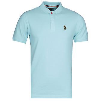 Luke 1977 Williams Polo Shirt - Sky Blue