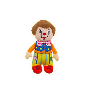 mr tumble touch my nose sensory soft toy 20cm with light up nose toys for ages