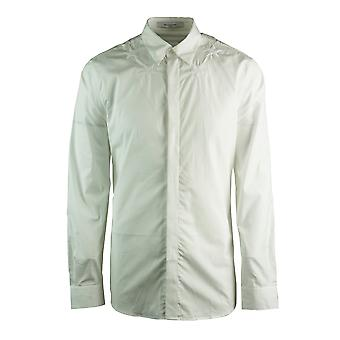 Givenchy BM601C1Y39 100 Mens White Shirt